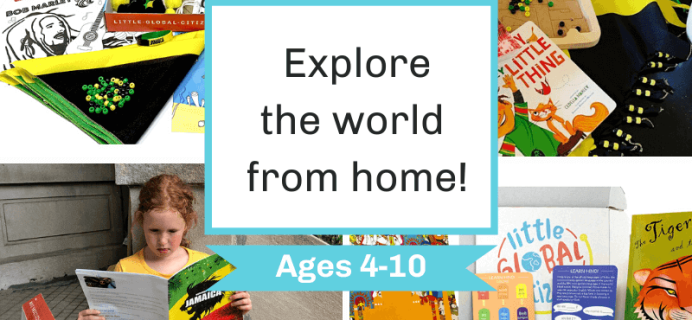 Little Global Citizens Coupon: Get FREE Box With Annual Subscription!