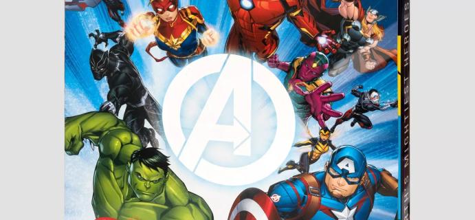 2020 Target Marvel Socks Advent Calendar Available Now!
