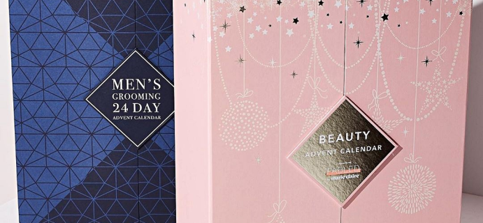 2020 Next Beauty Advent Calendars Available Now + Full Spoilers! {UK}