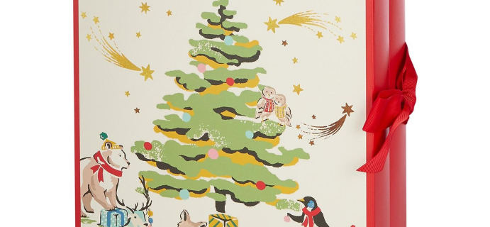 2020 Cath Kidston Festive Party Animals Advent Calendar Available Now + Full Spoilers!