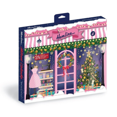 2020 Hemline Sewing Kit Advent Calendar Available Now + Full Spoilers!