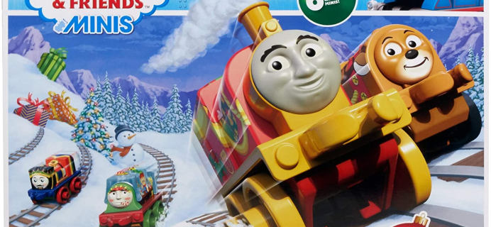 2020 Fisher-Price Thomas & Friends MINIS Advent Calendar Available Now!