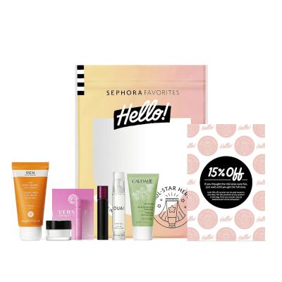 Sephora Favorites Hello! Haul-Star Heros Full Spoilers – Available Now!