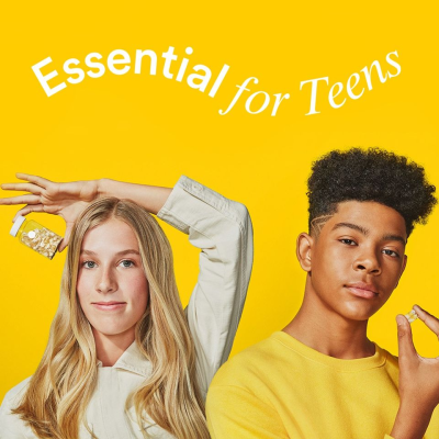 Ritual Essential Teens Multivitamins Available Now + Coupon!