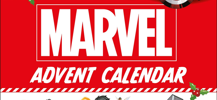 2020 Marvel Storybook Advent Calendar Available Now + Full Spoilers!