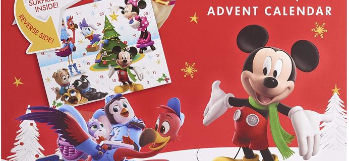 2020 Disney Junior Advent Calendar Available Now!