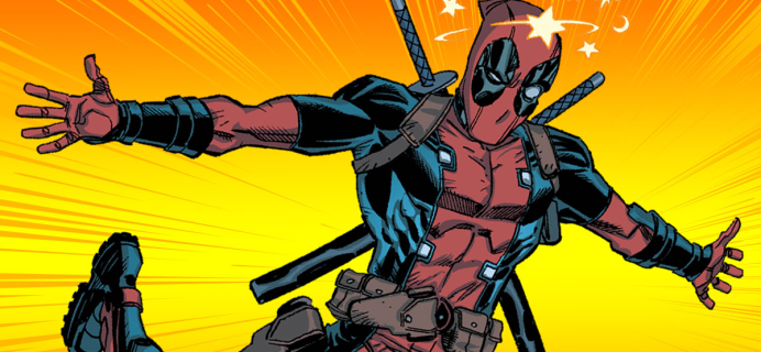 Deadpool Club Merc Winter 2020 Spoiler #2 & #3!