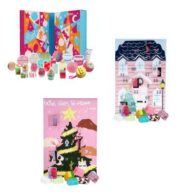2020 Bomb Cosmetics Advent Calendars Available Now + Full Spoilers! {UK}