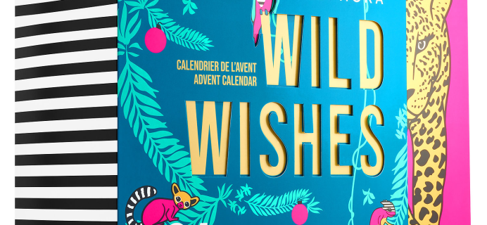 2020 Sephora WILD WISHES Advent Calendar Full Spoilers – Available Now!