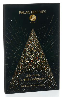 2020 Palais de Thés Tea Advent Calendar Available Now!