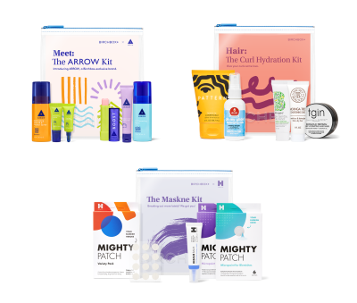 Three New Birchbox Kits Available Now + Coupons!