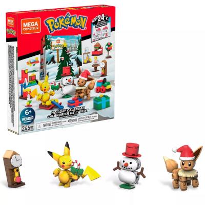 2020 Mega Construx Pokemon Advent Calendar Available Now!
