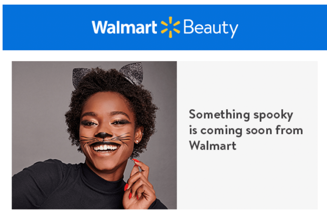 Halloween 2020 Review With Spoilers The Walmart Limited Edition Halloween Beauty Box is coming soon