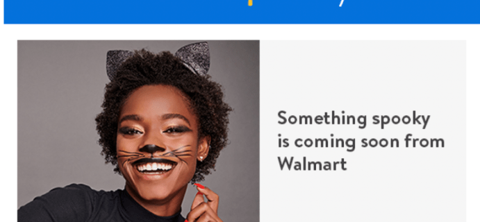 Walmart Limited Edition Halloween Beauty Box Available Now + Full Spoilers!