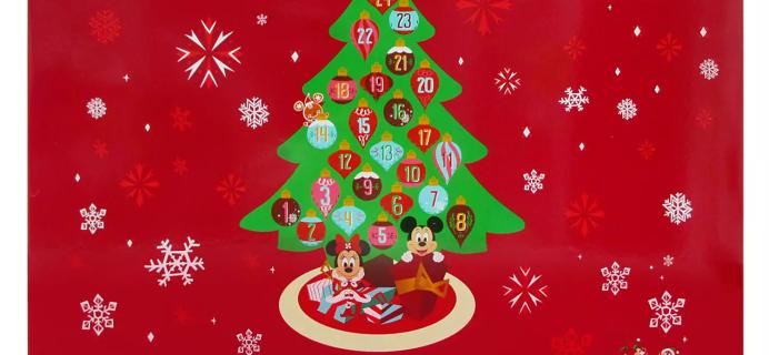 2020 Disney Plush Advent Calendar Available Now + Coupon!