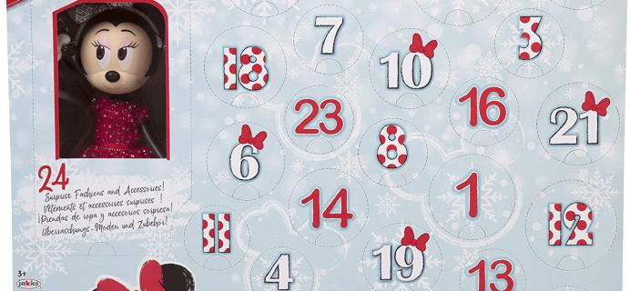 2020 Disney Minnie Mouse Advent Calendar Available Now!