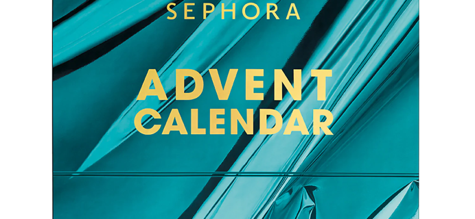 2020 Sephora Favorites Advent Calendar Full Spoilers!
