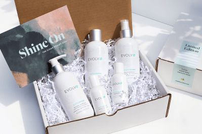 The Clean Beauty Box Limited Edition Shine On Box Available Now!