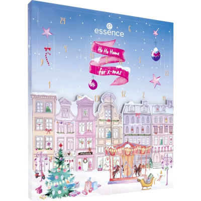 Essence Cosmetics 2020 Ho Ho Home For Xmas Beauty Advent Calendar Full Spoilers!