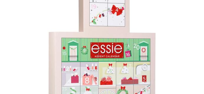 2020 Essie Advent Calendar Full Spoilers! {UK}