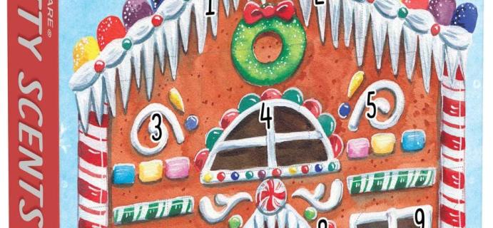 MindWare Putty Advent Calendar: 12 Days of Putty Scents!