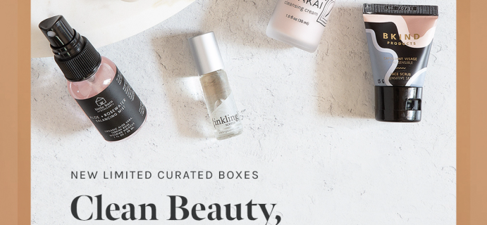 New Petit Vour Curated Beauty Boxes Available Now!