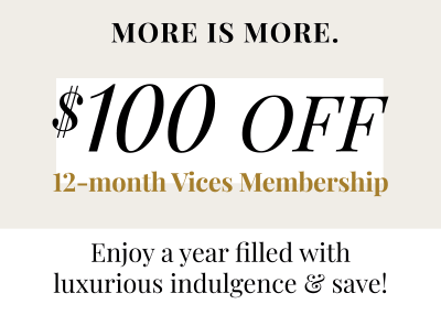 Robb Vices Coupon: Get $100 Off!