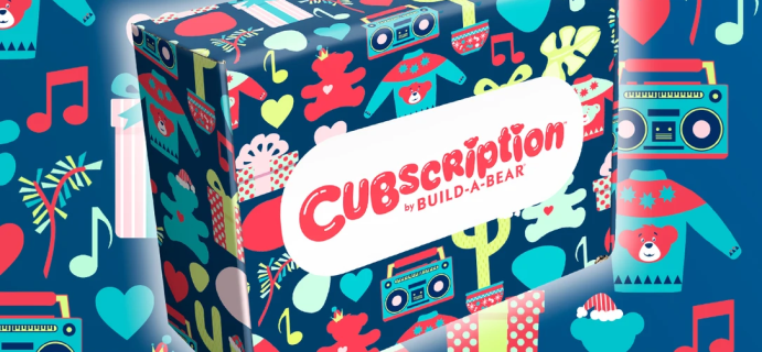 Cubscription by Build-A-Bear Winter 2020 FULL Spoilers!