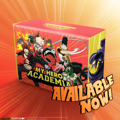 My Hero Academia Subscription Box Winter 2020 Available Now + Theme Spoilers!
