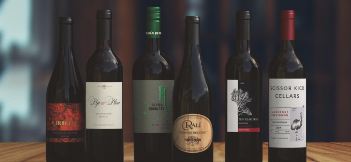 Firstleaf Wine Club Coupon: Get Autumnal Red Wine Bundle For Just $39.95 + FREE Shipping!