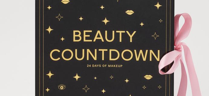2020 H&M Advent Beauty Calendar Available Now! {UK}