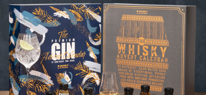 2020 Master of Malt Booze Advent Calendars Available Now!