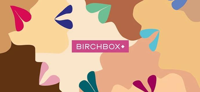 Birchbox October 2020 Selection Time!