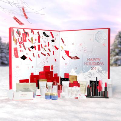 Shiseido Beauty Advent Calendar 2020 Spoilers! {UK}