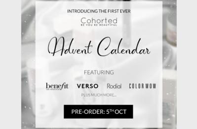 Cohorted Beauty Advent Calendar 2020 Brand Spoilers! {UK}