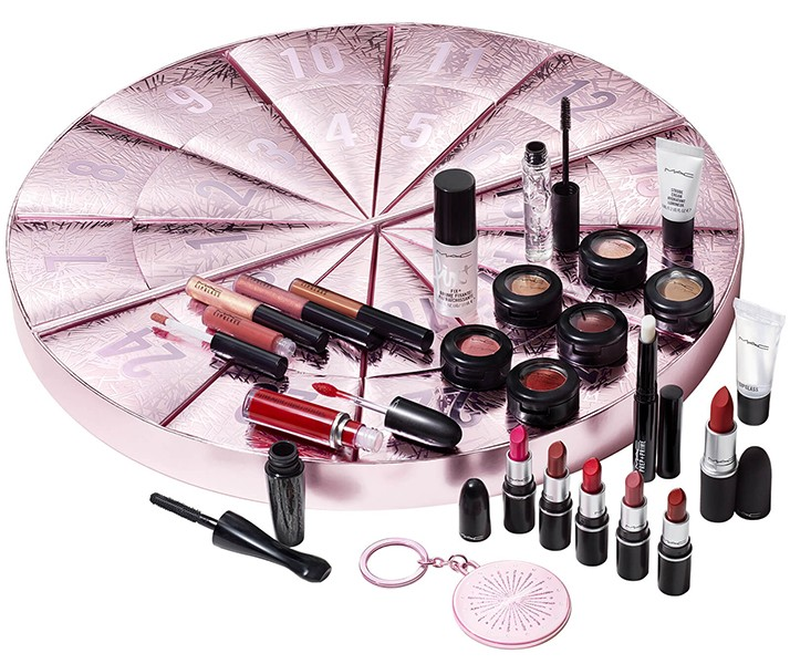 Mac Christmas Collection 2020 2020 MAC Cosmetics Advent Calendar FULL Spoilers!   hello subscription