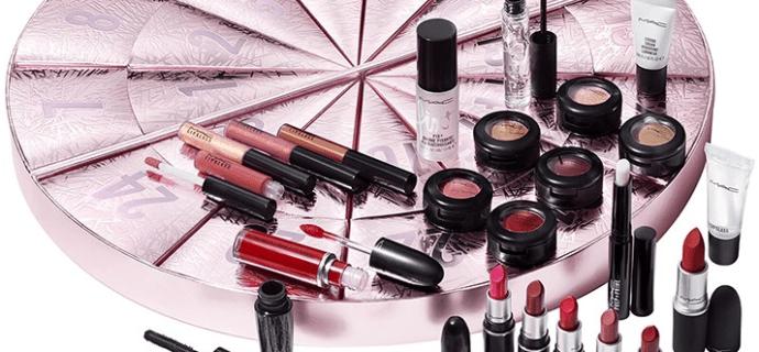 2020 MAC Cosmetics Advent Calendar FULL Spoilers!