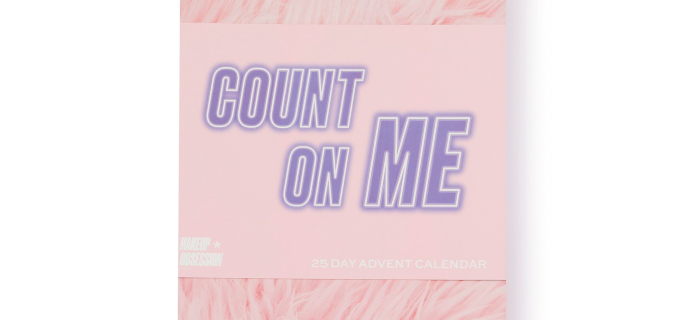 Makeup Obsession Advent Calendar 2020 Available Now + Full Spoilers!
