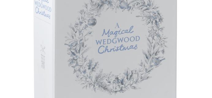 2020 Wedgwood Advent Calendar Available Now!