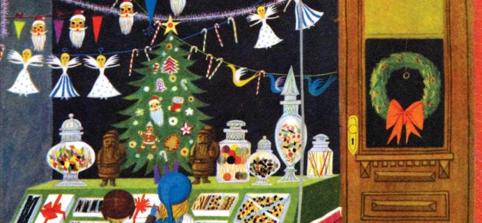 2020 Toy Shop Pop Up Advent Calendar Available Now!