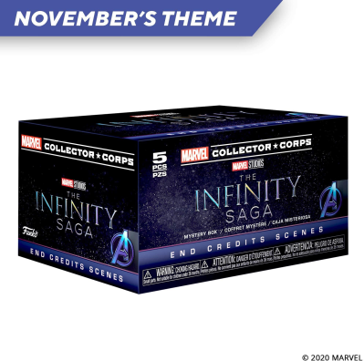 Marvel Collector Corps November 2020 Full Spoilers!