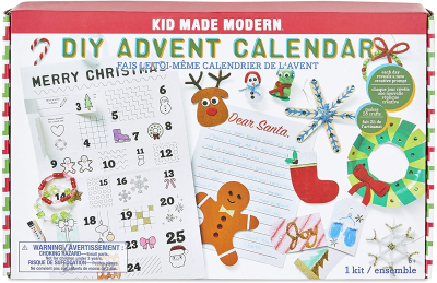 2020 Kid Made Modern DIY Advent Calendar Available Now!