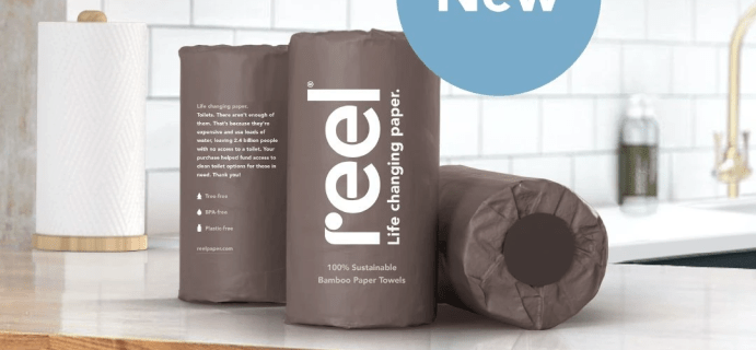 Reel Paper Towels Available Now!