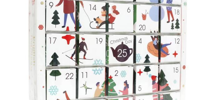 2020 English Tea Shop Advent Calendar Available Now + Spoilers!
