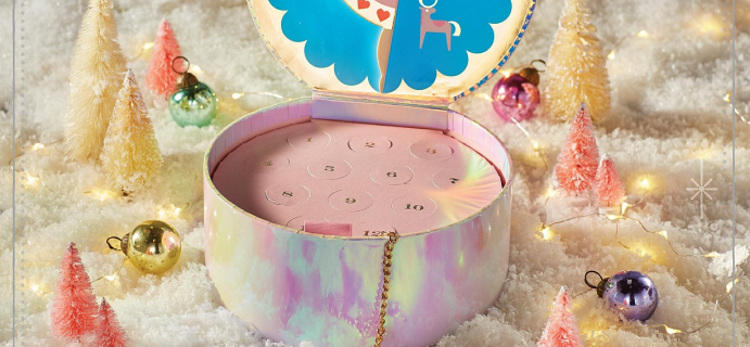 FAO Schwarz Charm Advent Calendar: 12 Unique Charms + Bracelet!
