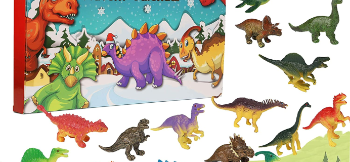 2020 ATDAWN Dinosaurs Advent Calendar Available Now!