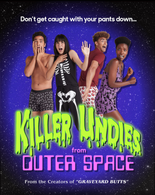 MeUndies Killer Undies From Outer Space Collection Available Now + Coupon!