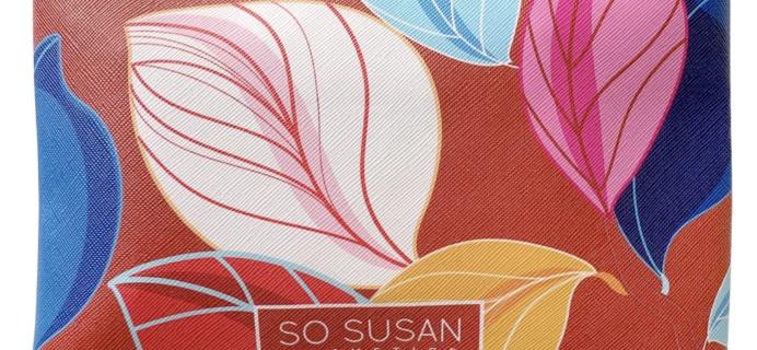 So Susan Color Curate October 2020 Full Spoilers!