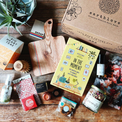 Earthlove Cyber Monday Deal: Get a FREE Mystery Box with an annual subscription!