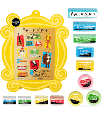 2020 FRIENDS Beauty Advent Calendar Available Now + Spoilers!